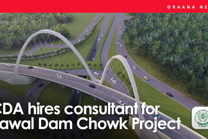 CDA hires consultant for Rawal Dam Chowk Project