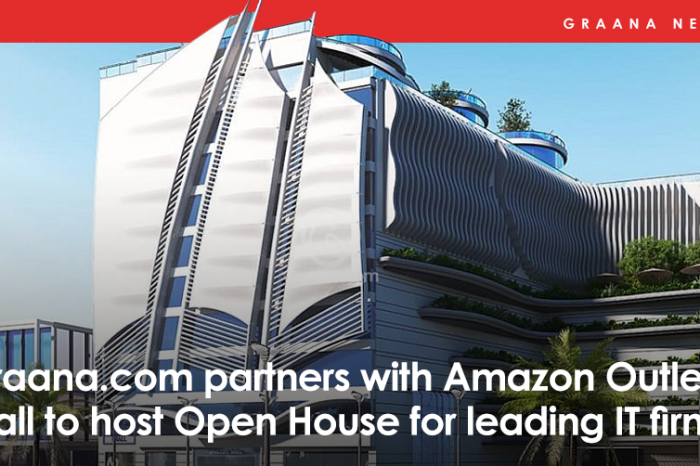 Graana.com partners with Amazon Outlet Mall to host Open House for leading IT firms
