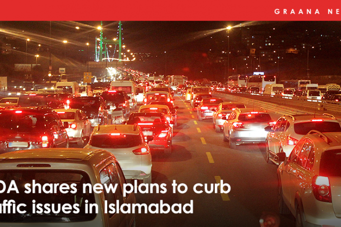 CDA shares new plans to curb traffic issues in Islamabad