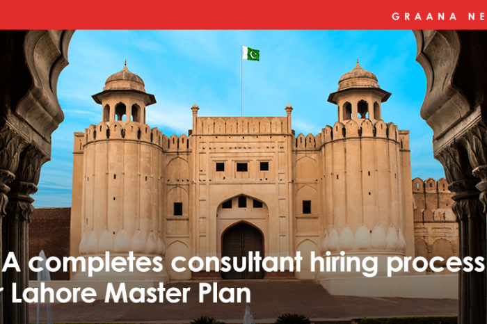 LDA completes consultant hiring process for Lahore Master Plan