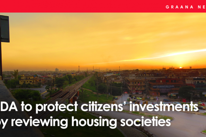 RDA to protect citizens' investments by reviewing housing societies
