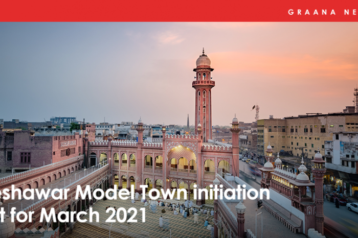 Peshawar Model Town initiation set for March 2021