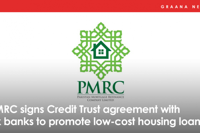 PMRC signs Credit Trust agreement with six banks to promote low-cost housing loans