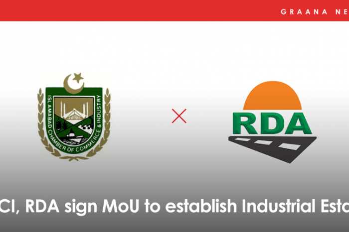 ICCI and RDA to collaborate on setting up Islamabad Industrial Estate