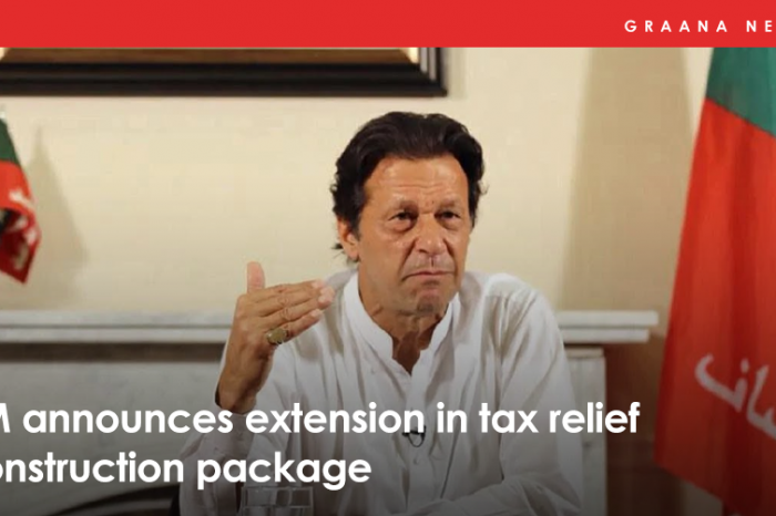 PM announces extension in tax relief construction package