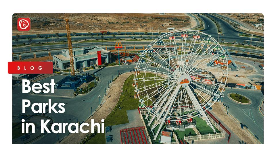 parks in karachi