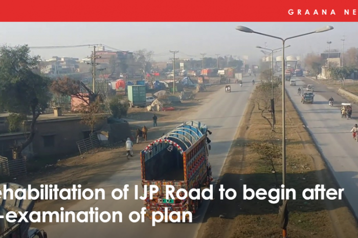 Rehabilitation of IJP Road to begin after re-examination of plan