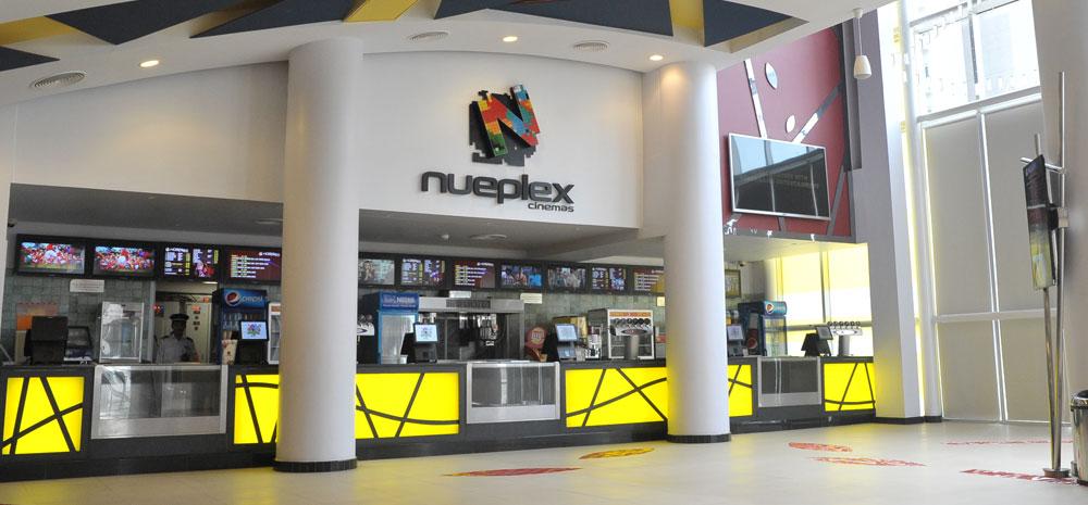 nueplex cinema in karachi