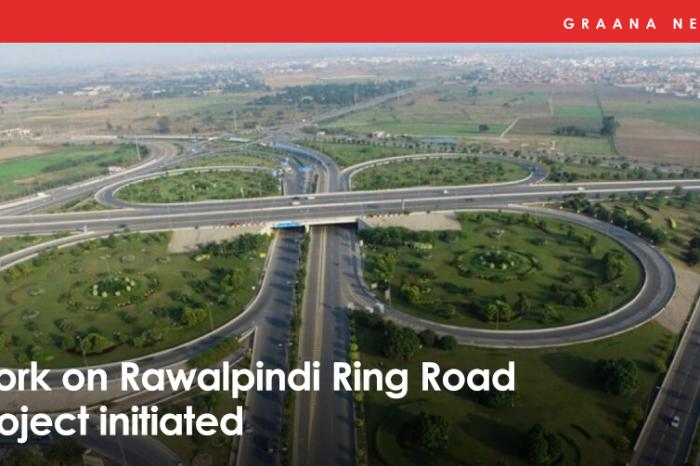 Work on Rawalpindi Ring Road project initiated