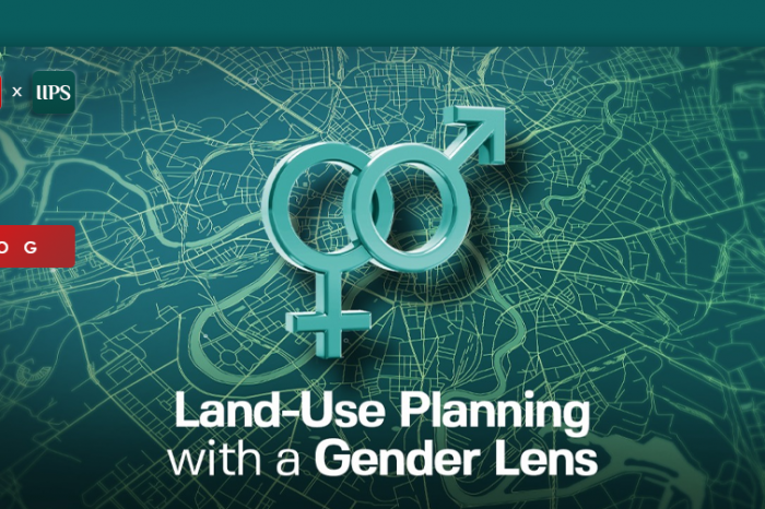 Land-Use Planning with a Gender Lens