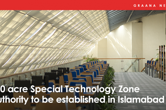150 acre Special Technology Zone Authority to be established in Islamabad