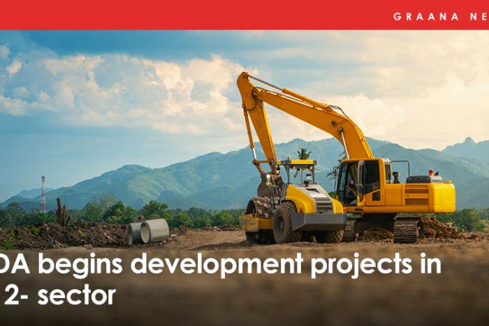 CDA begins development projects in D-12 sector