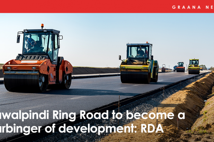Rawalpindi Ring Road to become a harbinger of development: RDA