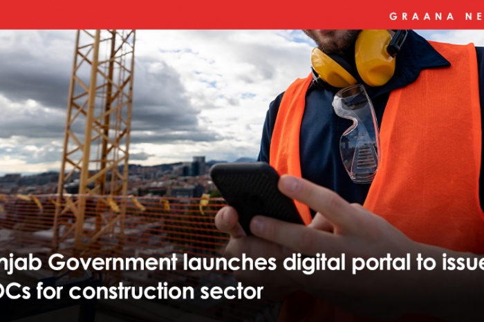 Punjab Government launches digital portal to issue NOCs for construction sector