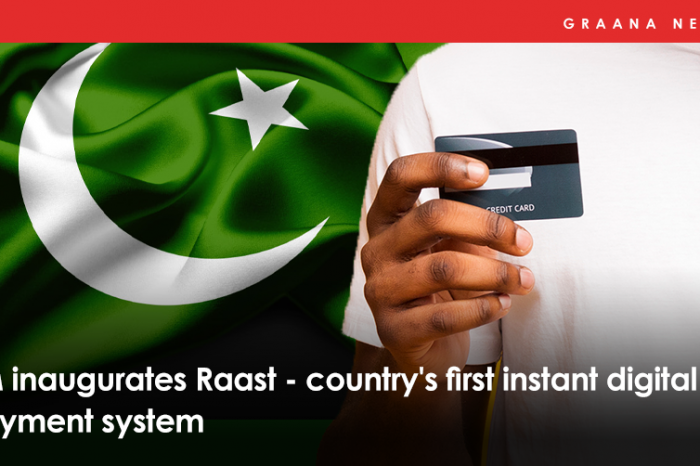 PM inaugurates Raast - country's first instant digital payment system