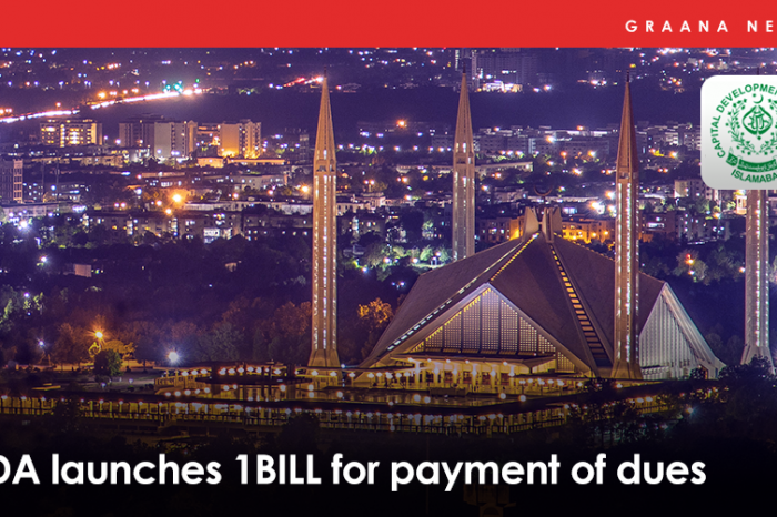 CDA launches 1BILL service for payment of dues