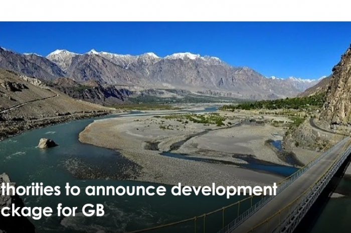 Authorities to announce development package for GB