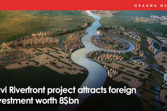 Ravi Riverfront project attracts foreign investment worth $8bn