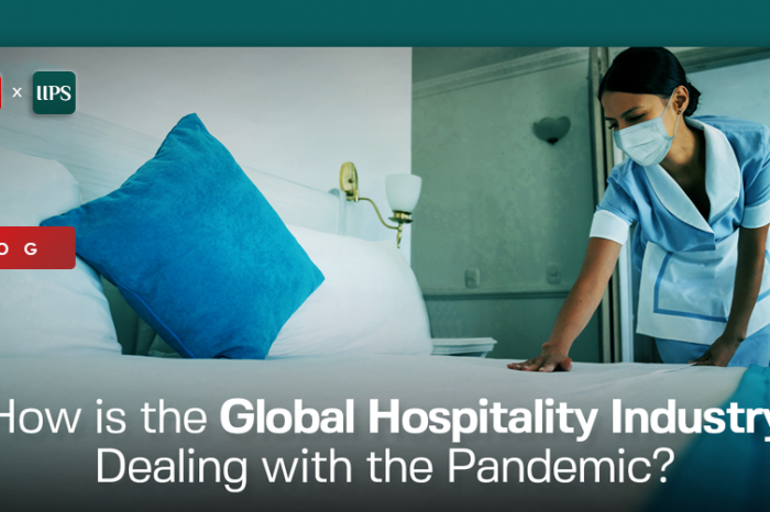 How is the Global Hospitality Industry dealing with the COVID-19 pandemic?