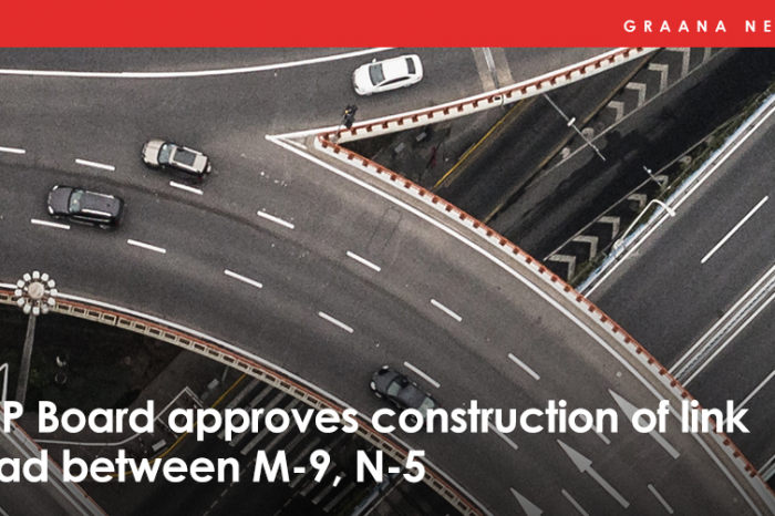 PPP Board approves construction of link road between M-9, N-5