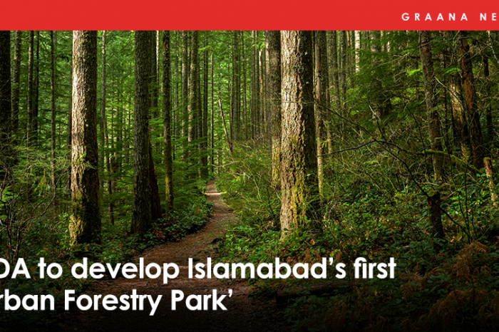 CDA to develop Islamabad's first 'Urban Forestry Park'