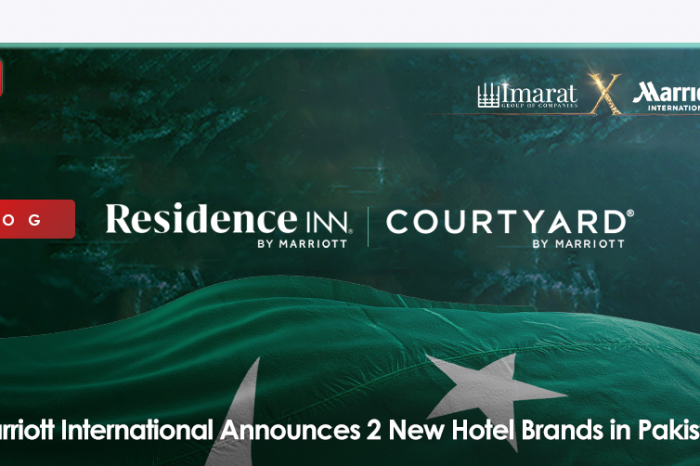 Marriott International announces 2 New Hotel Brands in Pakistan