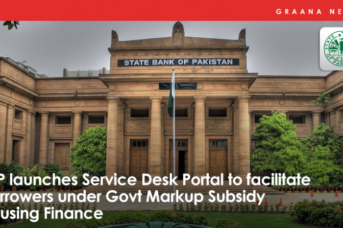 SBP launches Service Desk Portal to facilitate borrowers under Govt Markup Subsidy Housing Finance