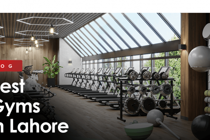The 5 Best Gyms in Lahore