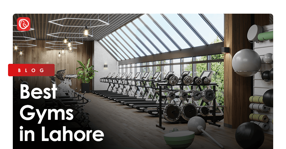 gyms in lahore