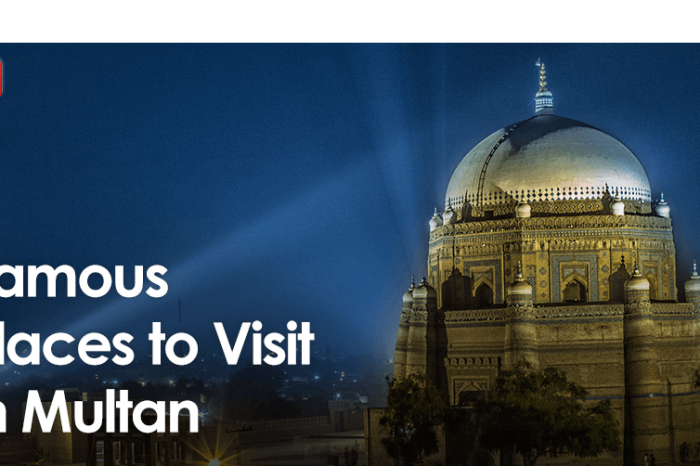 Famous Places to Visit in Multan