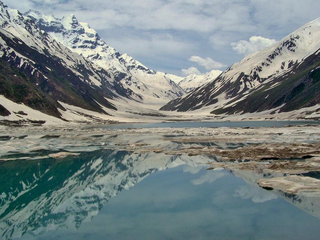 Lakes in Pakistan