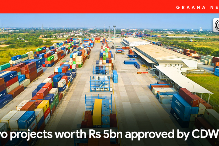 Two projects worth Rs5bn approved by CDWP