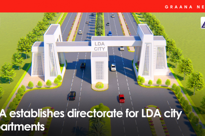 LDA establishes directorate for LDA city apartments