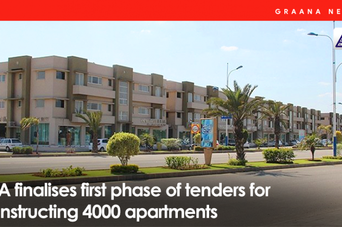 LDA finalises first phase of tenders for constructing 4000 apartments