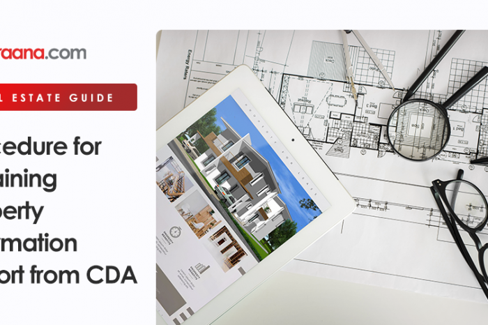 Procedure for obtaining Property Information Report from CDA
