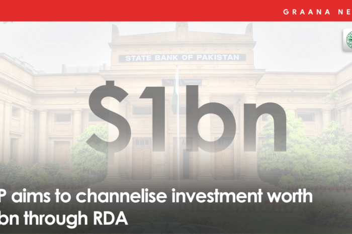 SBP aims to channelise investment worth $1bn through RDA