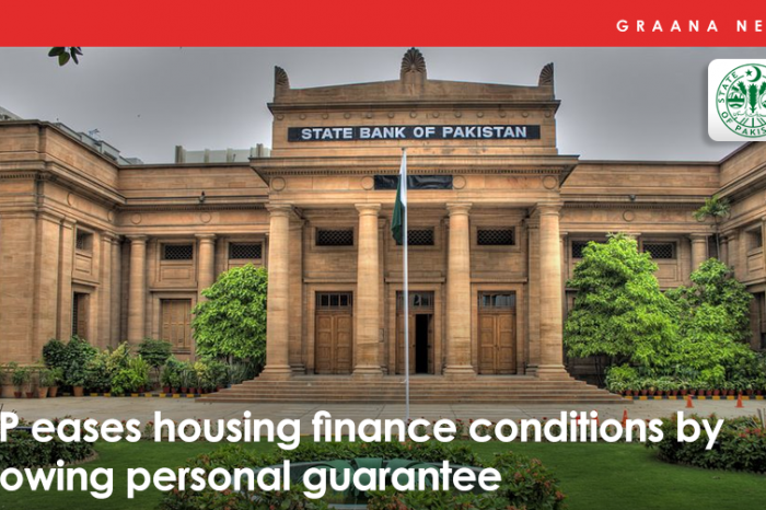 SBP eases housing finance conditions by allowing personal guarantee