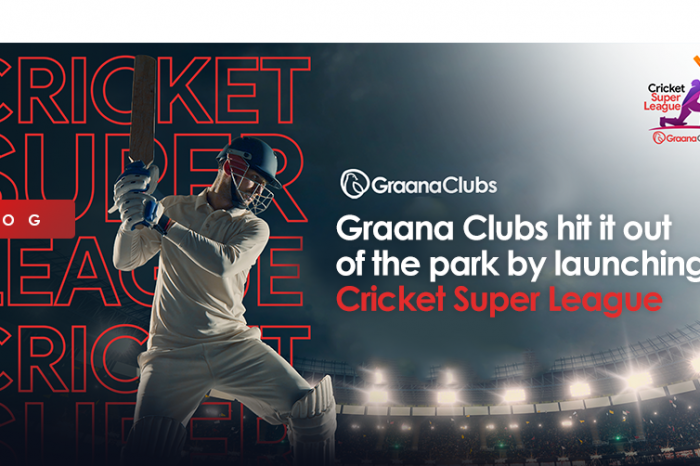 Graana Clubs hit it out of the park by launching Cricket Super League