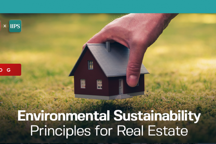 Environmental Sustainability Principles for Real Estate