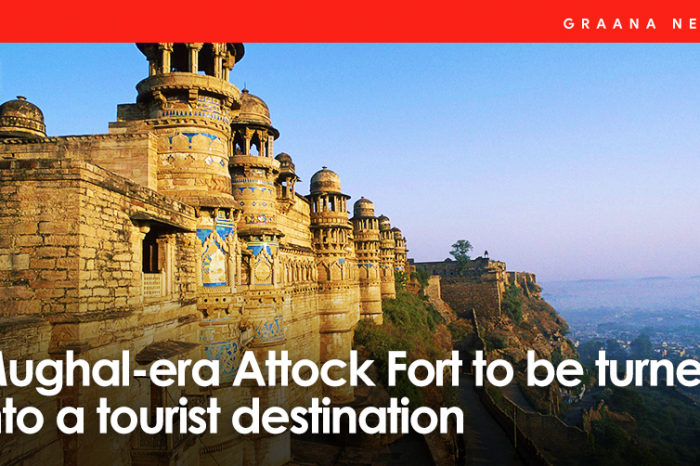 Mughal-era Attock Fort to be turned into a tourist destination