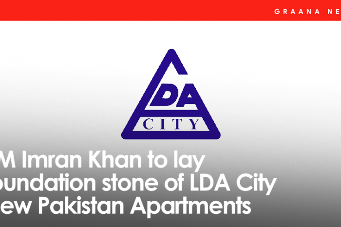 PM Imran Khan to lay foundation stone of LDA City Naya Pakistan project