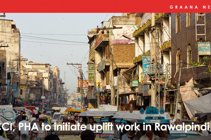 RCCI, PHA to initiate uplift work in Rawalpindi