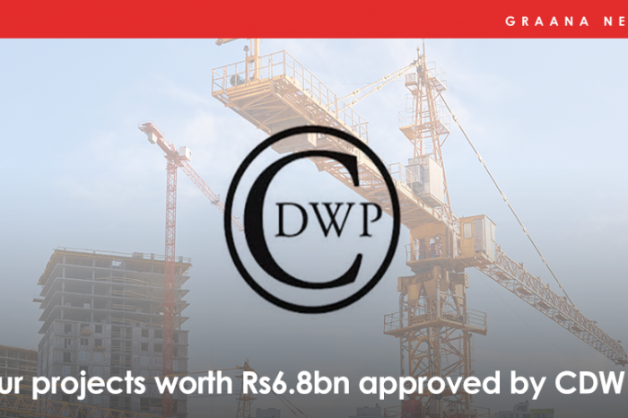 Four projects worth Rs6.8bn approved by CDWP