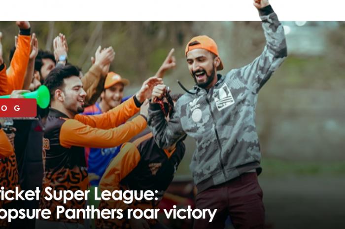 Cricket Super League: Propsure Panthers roar victory