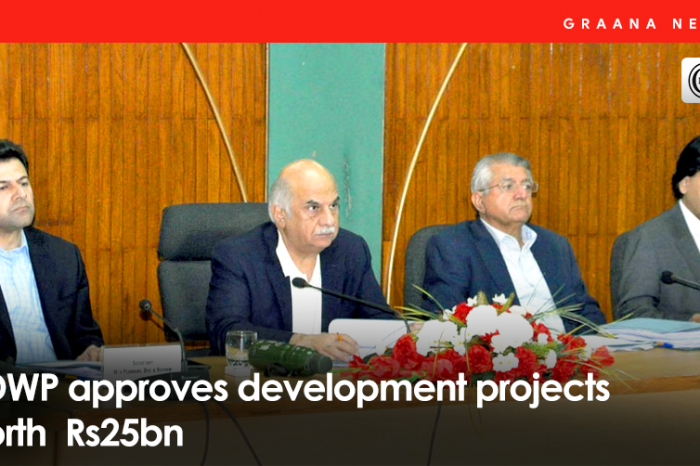 CDWP approves development projects worth Rs25bn