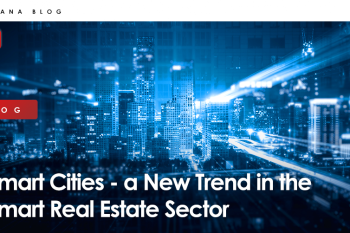 Smart Cities - a New Trend in the Smart Real Estate Sector