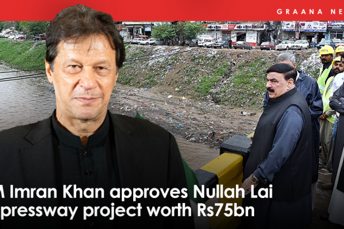 PM Imran Khan approves Nullah Lai expressway project worth Rs75bn