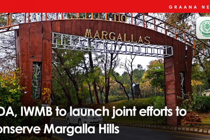 CDA, IWMB to launch joint efforts to conserve Margalla Hills