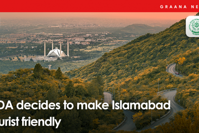CDA decides to make Islamabad tourist friendly