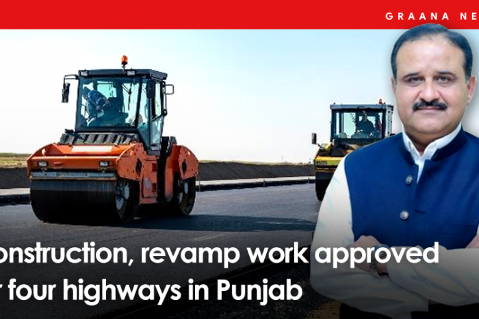Construction, revamp work approved for four highways in Punjab